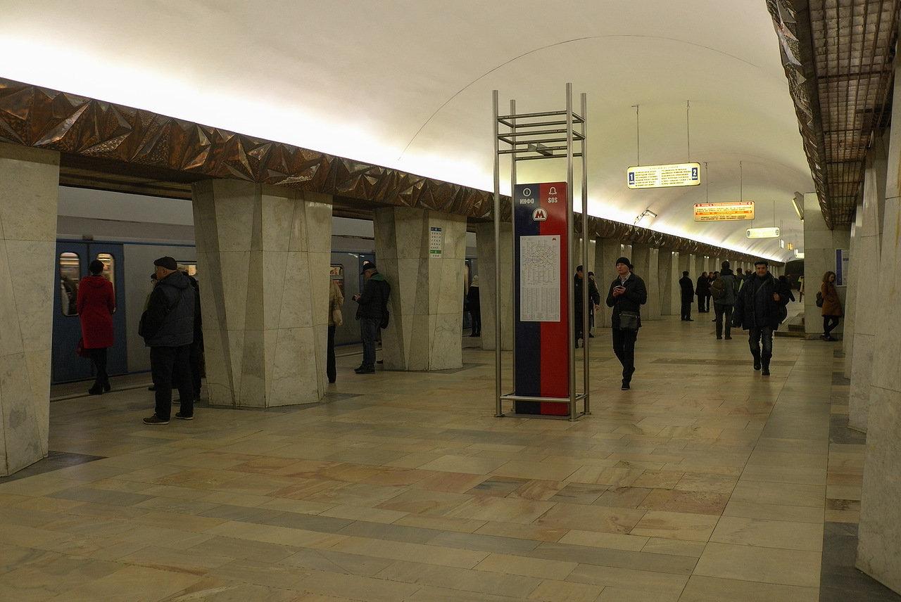 Вестибюли станций «Марьино» и «Люблино» закроют до 15 октября