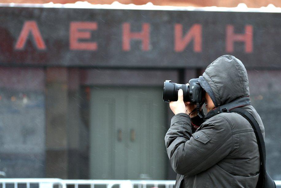 Мавзолей Ленина закроют на три дня