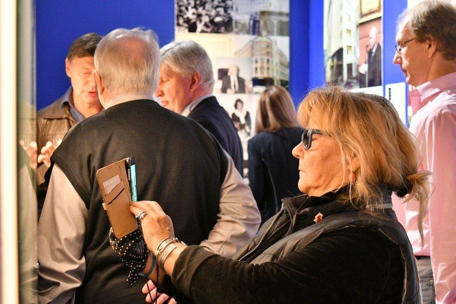 В Музее Москвы открылась выставка к 25-летию Московской городской Думы