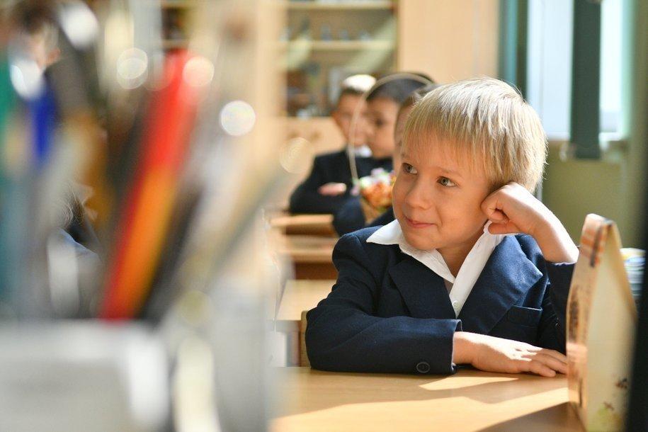 Средняя заработная плата учителей в Москве достигла 105 тыс. рублей