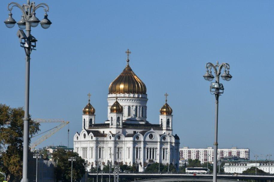Около 200 тыс. человек поклонились мощам Святого Спиридона в Храме Христа Спасителя