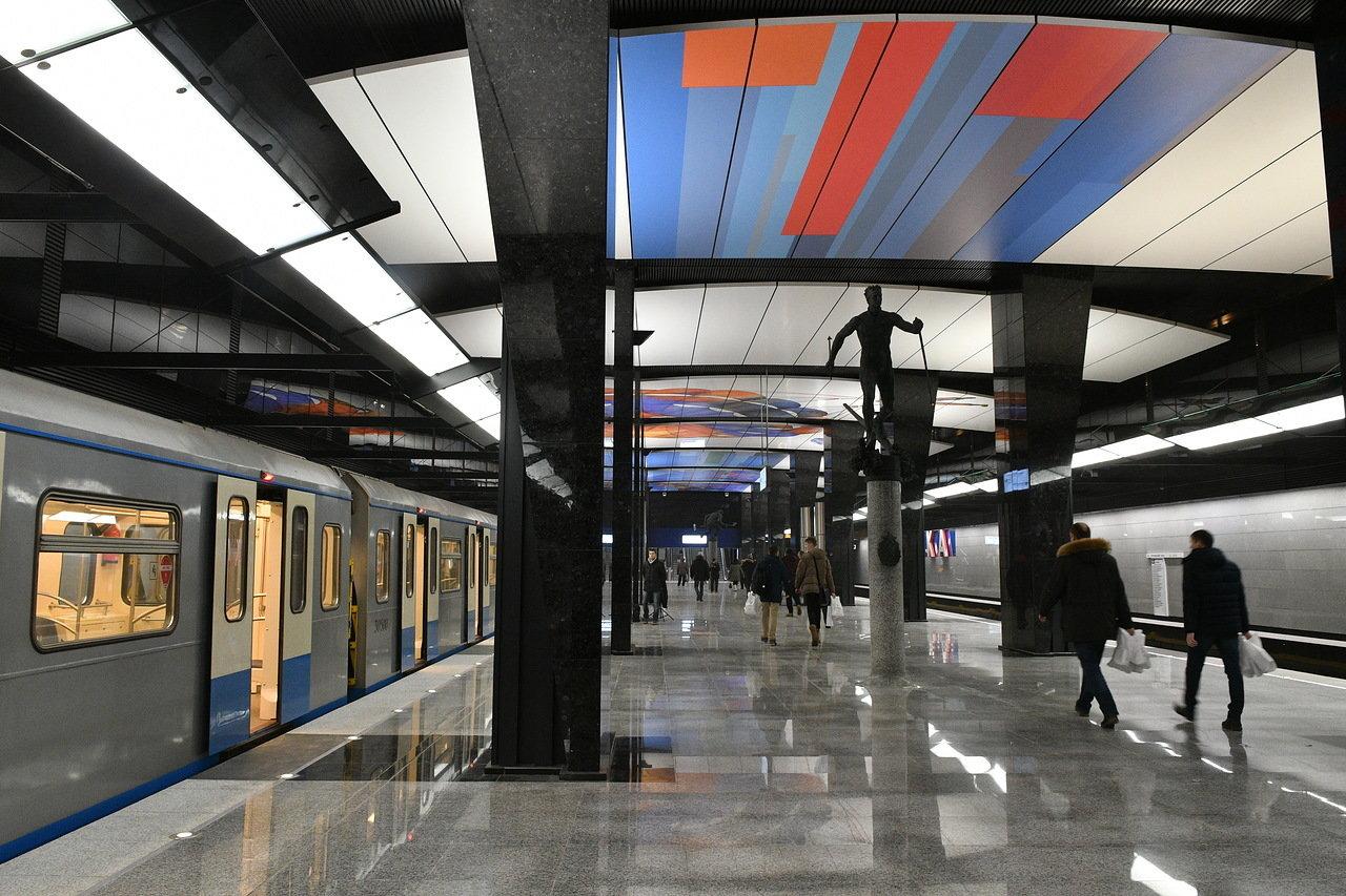 Количество рекламы в столичном метрополитене сократят на 70%