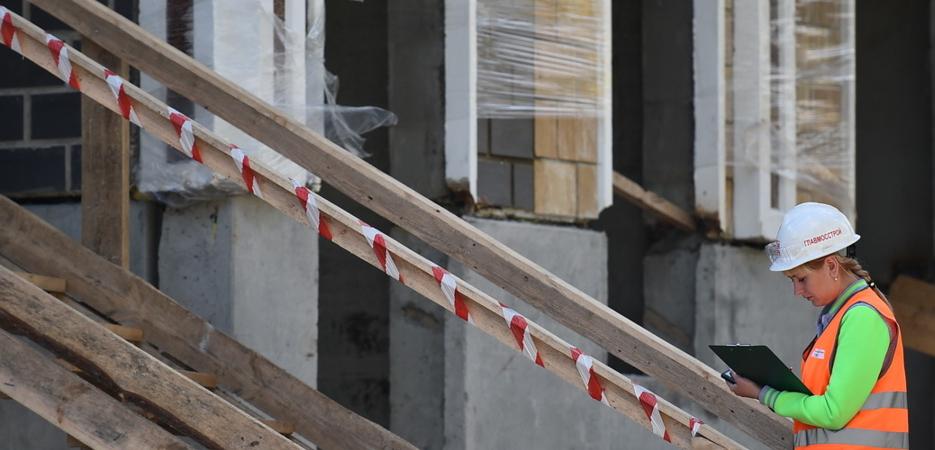На стройках Москвы проверили качество бетонных работ
