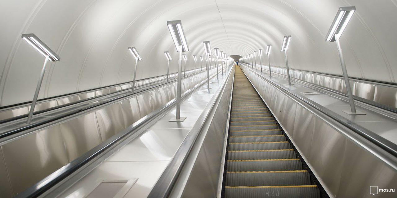 Станцию БКЛ «Савеловская» достроят до конца года