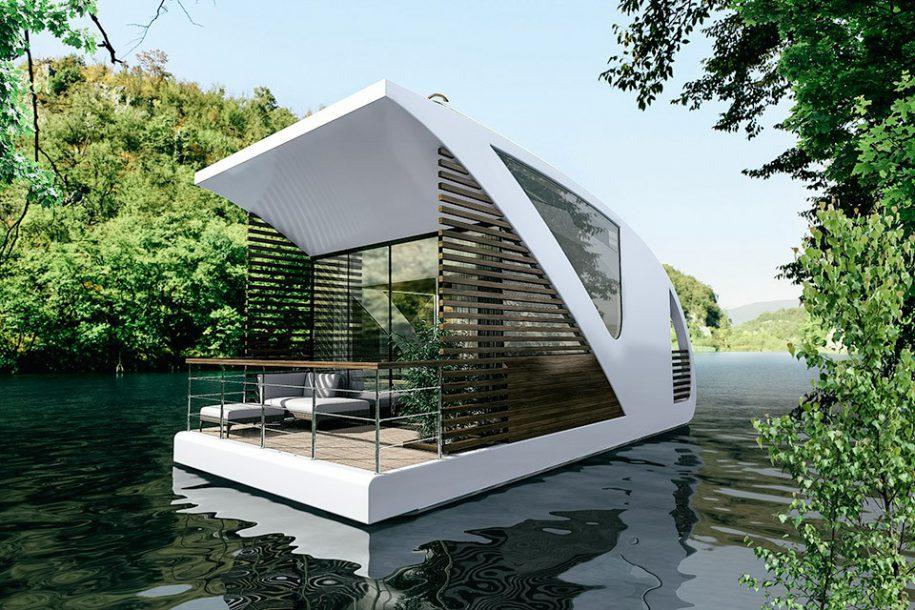 Плавучие отели могут построить на водохранилищах Москвы