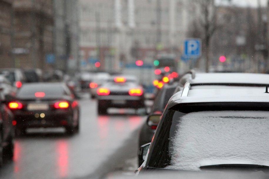 Движение в Москве будет осложнено в течение дня — ЦОДД