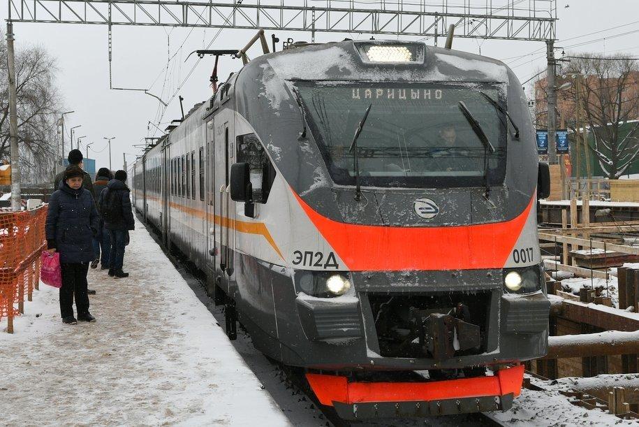 На Курском направлении МЖД затруднено движение поездов