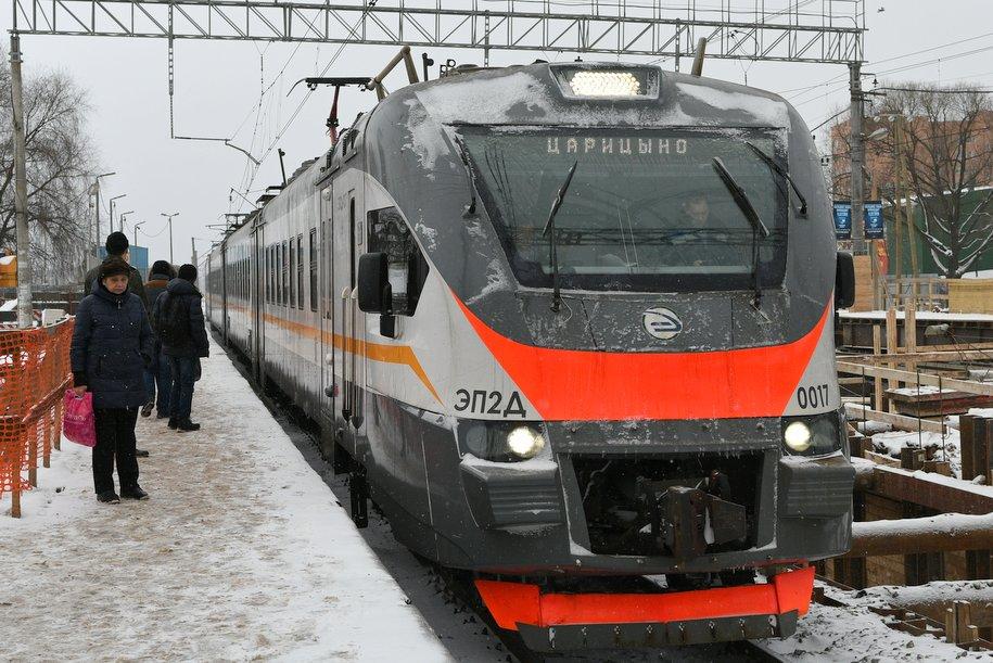 Расписание нескольких электропоездов Белорусского, Курского и Савеловского направлений изменится с 29 ноября