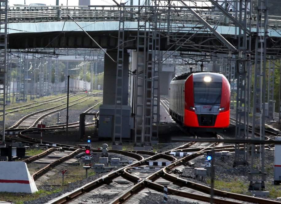 Тестирование беспилотного поезда на МЦК запланировано в конце 2019 года