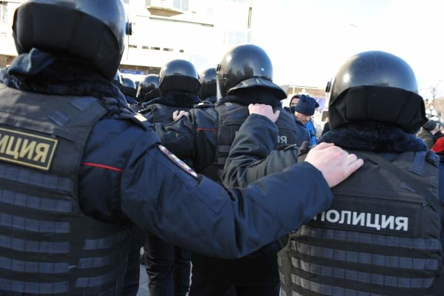 Более 3 тыс. человек обеспечат порядок на футбольном матче между ЦСКА и «Зенитом» 11 ноября