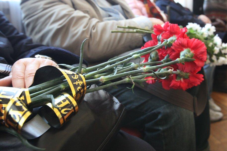 В Москве началось прощание с Евгением Осиным