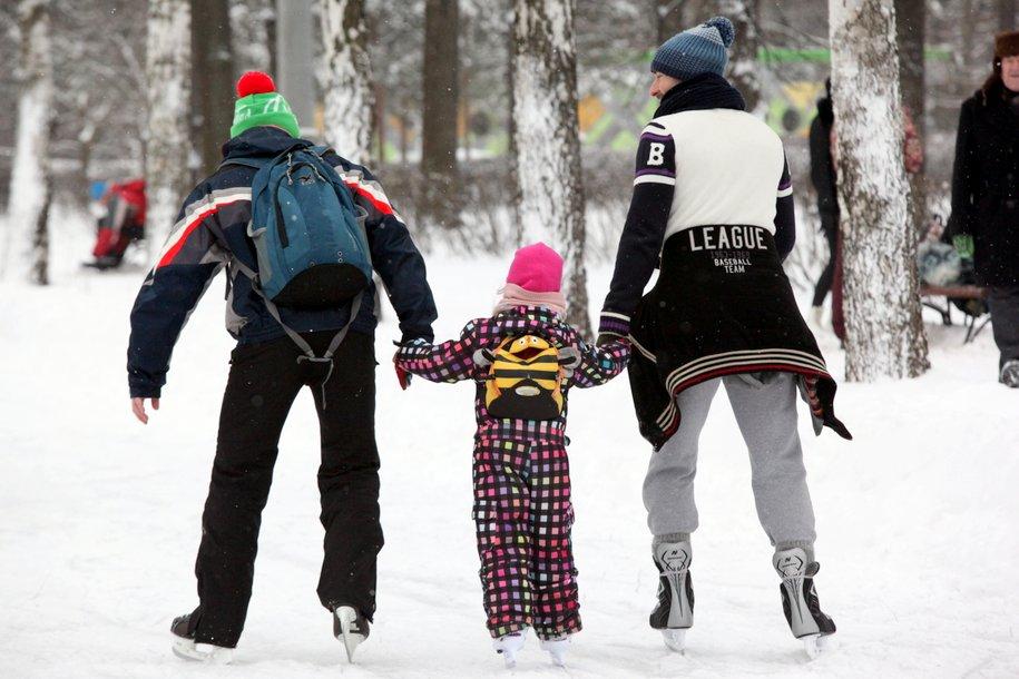 «Город зимы» откроется на ВДНХ 30 ноября — Собянин