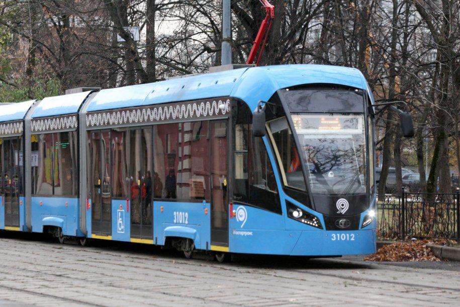 Мосгортранс назвал самый длинный трамвайный маршрут в столице