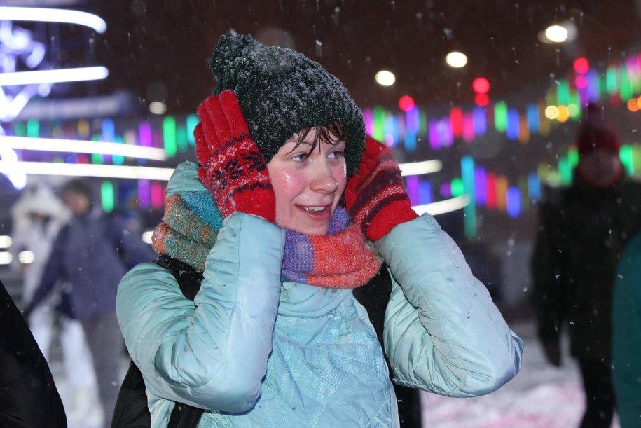 Город зимы на ВДНХ — новый городской формат активного зимнего отдыха