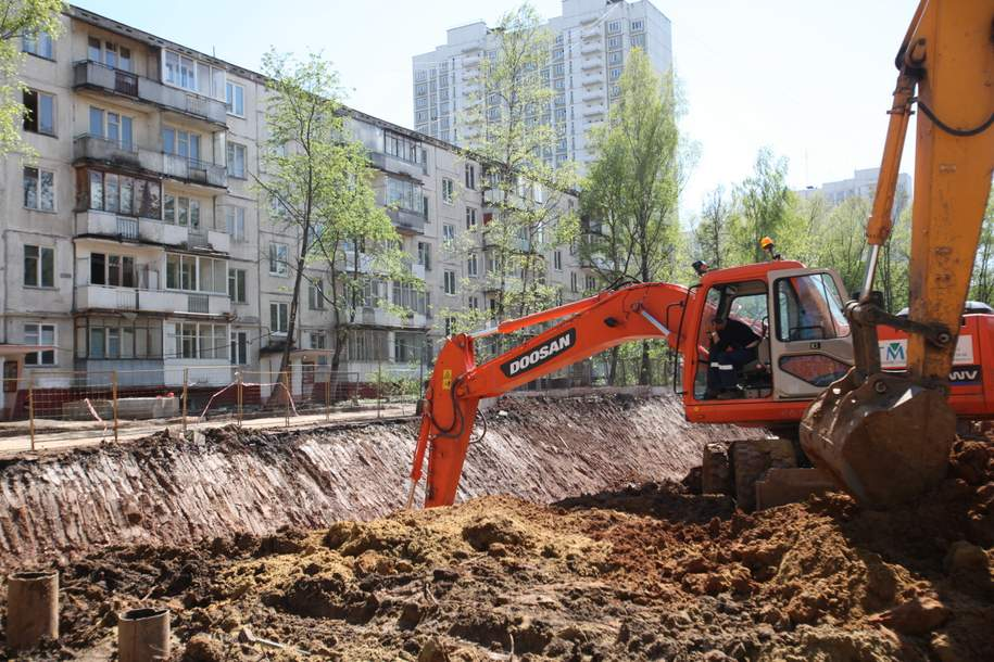 В Пресненском районе жители пятиэтажек получили ордера на новое жилье