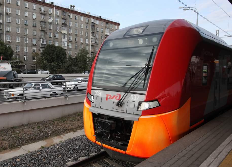 С начала года МЦК перевезло более 110 млн пассажиров