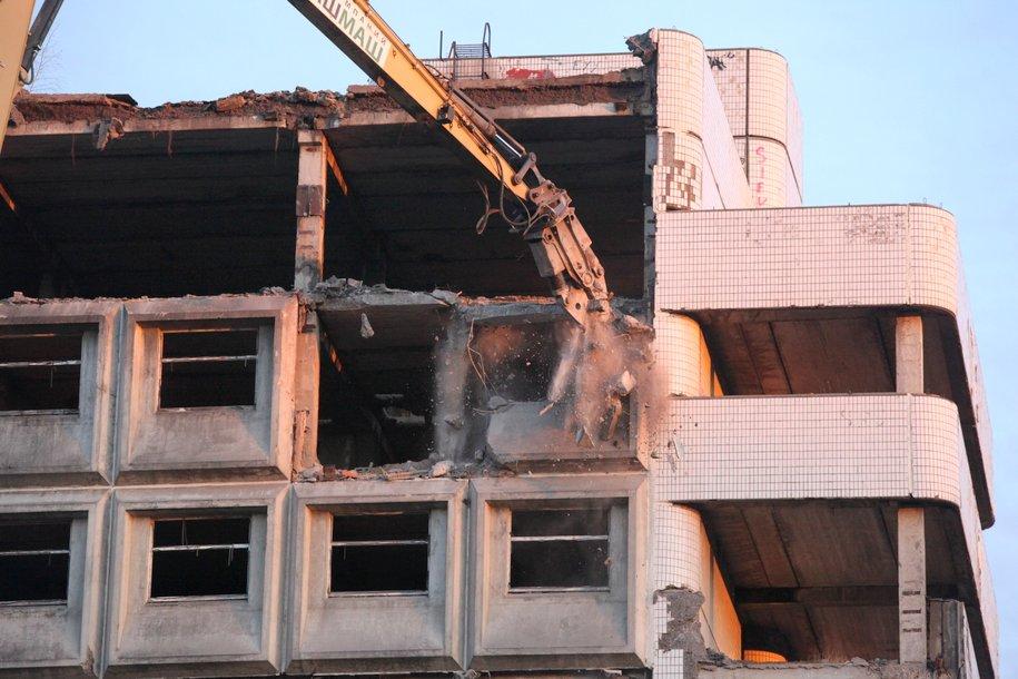 Жильё на месте Ховринской больницы начнут строить в апреле 2019 года