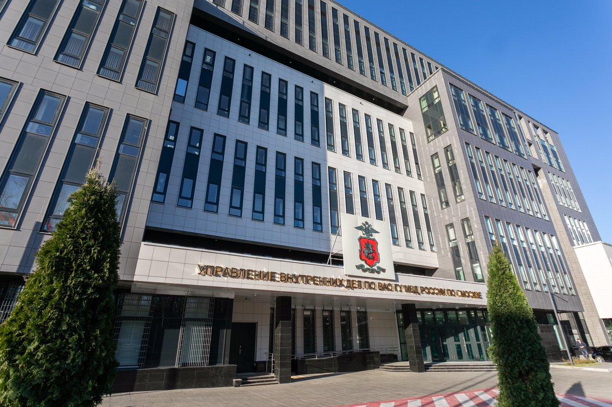 В Восточном округе открылся новый современный комплекс МВД