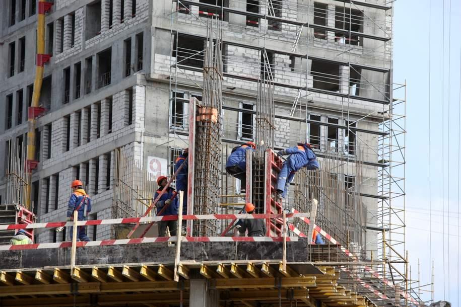 С начала года в Москве выдано 41 разрешение на строительство домов по программе реновации