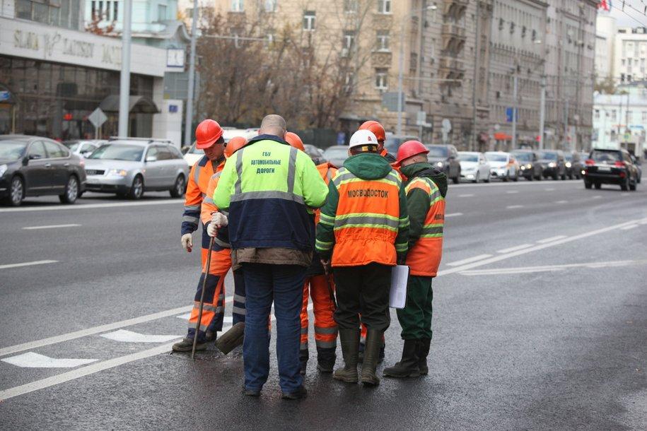 В результате ДТП в районе Щелковского шоссе погибли два человека