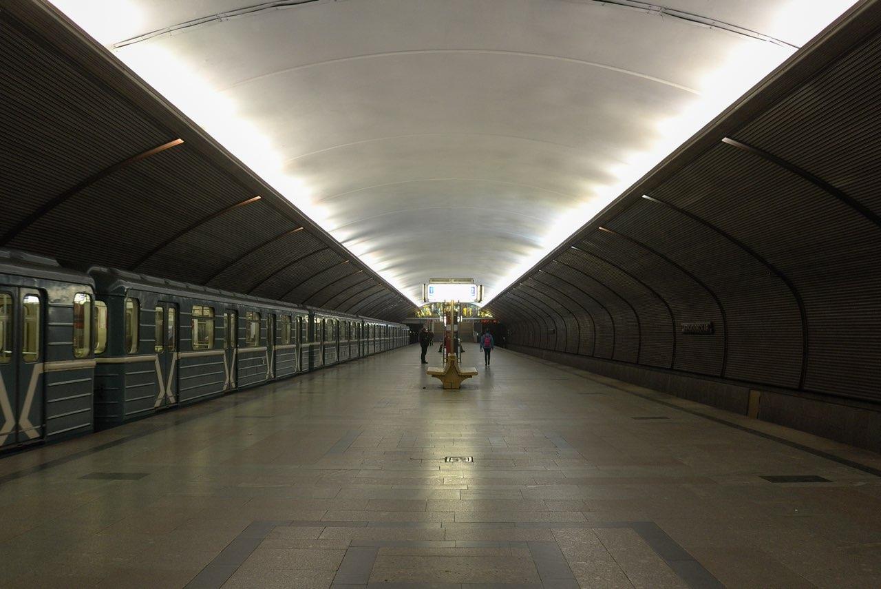 Северный вестибюль станции метро «Черкизовская» закрыт до 16 ноября