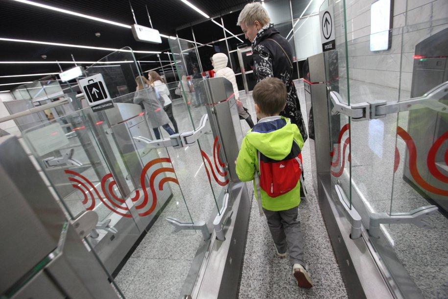 Южный вестибюль станции «Марьино» будет закрыт с 12 по 16 ноября