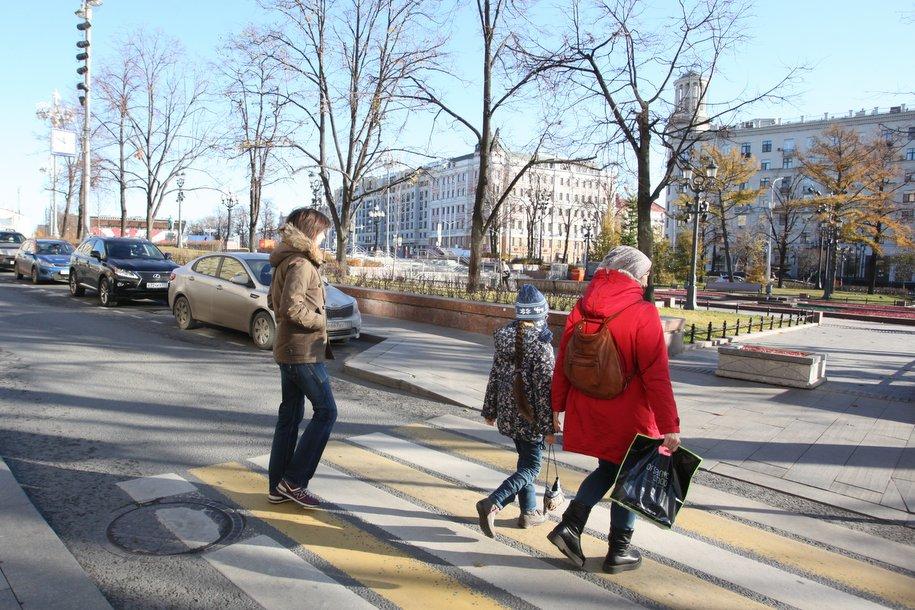 Сегодня в Москве ожидается солнечная погода и мороз до шести градусов