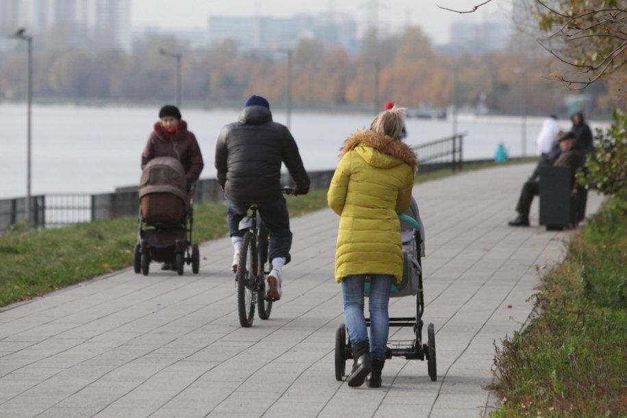 Сегодня в Москве ожидается облачная погода и до 3 градусов тепла
