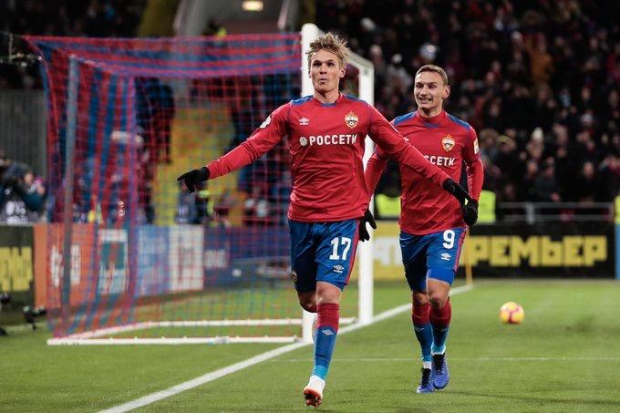 ЦСКА впервые с 2014 года обыграл «Зенит» на своём поле