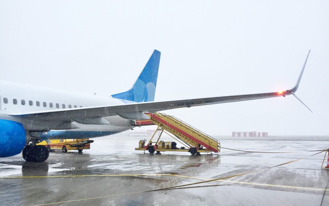 Авиакомпания «Победа» начнет полеты из Москвы в Петрозаводск с 7 декабря