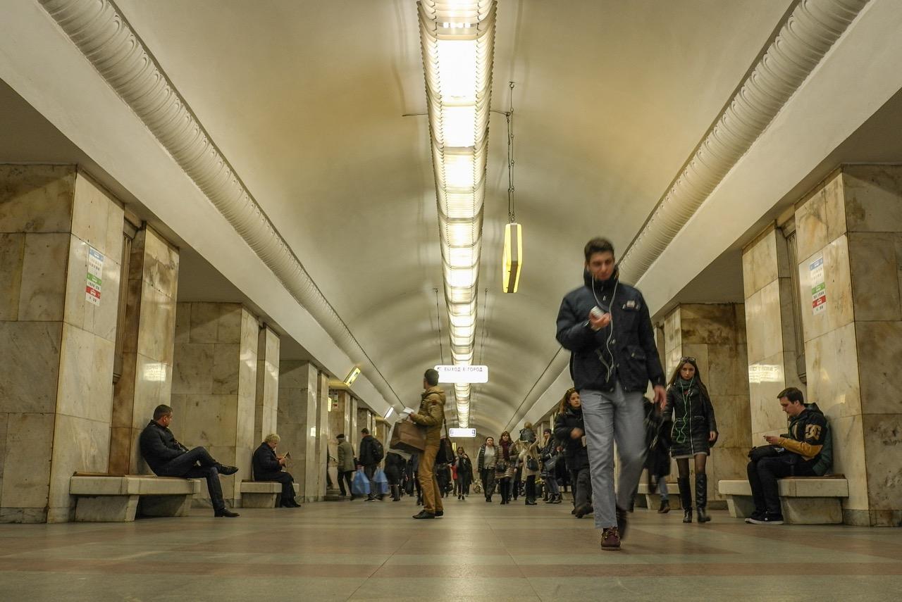 Человек упал на рельсы на станции метро «Павелецкая» Замоскворецкой линии
