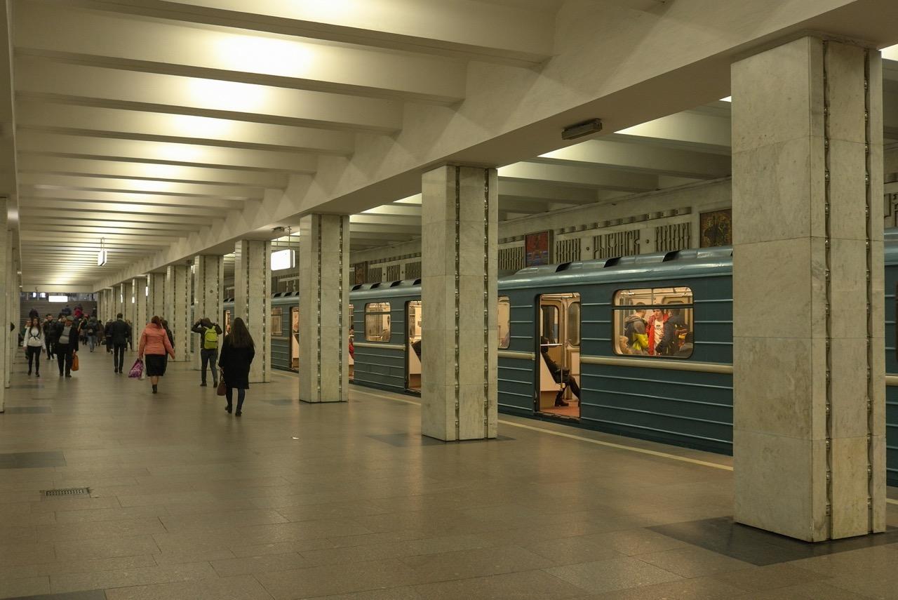 Мосметро рекомендовало болельщикам пользоваться южным вестибюлем станции «Черкизовская»