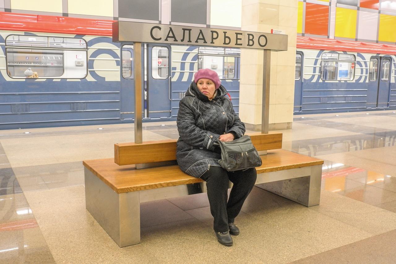 Участок метро от «Саларьево» до «Столбово» могут открыть в мае 2019 года