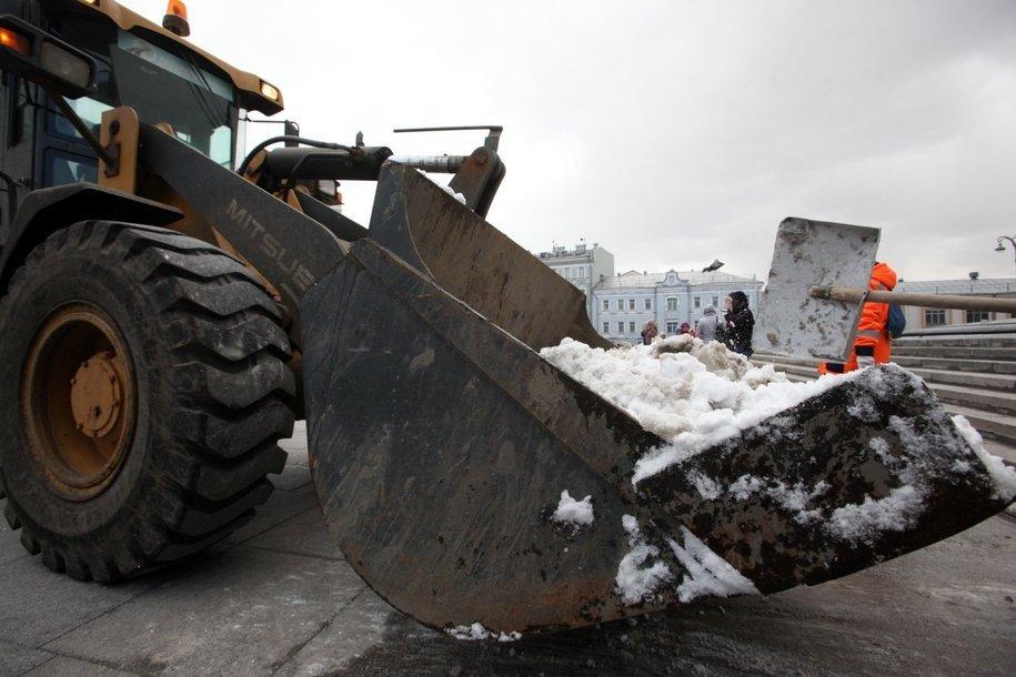 Более 80 единиц спецтехники будет задействовано для уборки зимой в Тверском районе Москвы