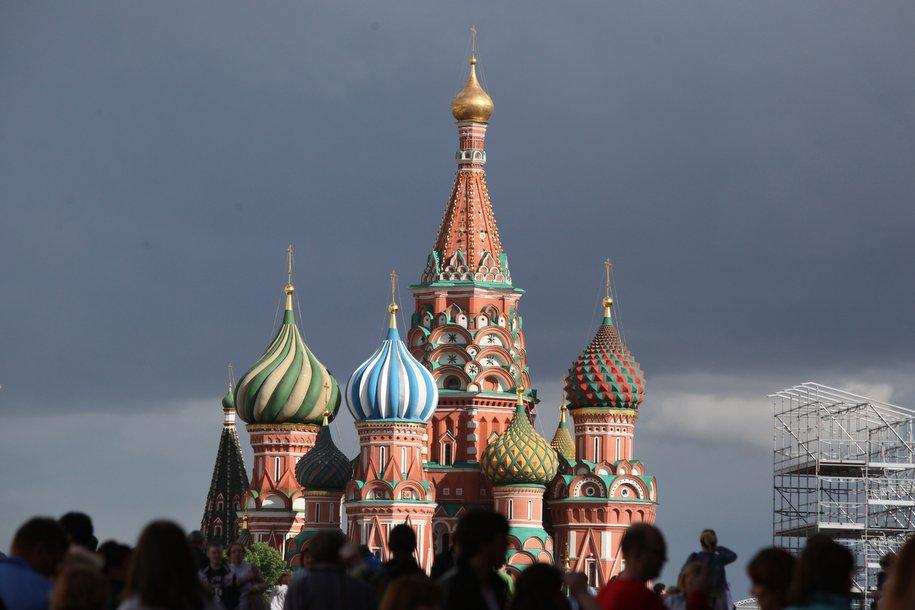 В соборе Василия Блаженного появилась система навигации