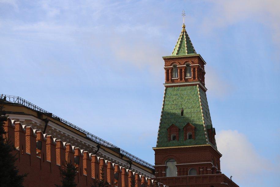 Самая скромная башня Московского Кремля