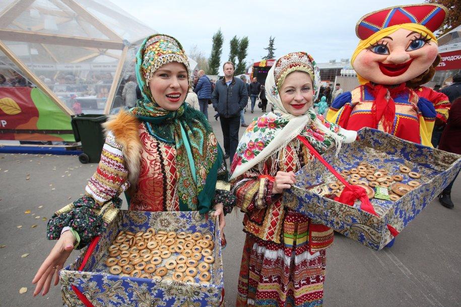 В центре Москвы пройдет Дальневосточная ярмарка