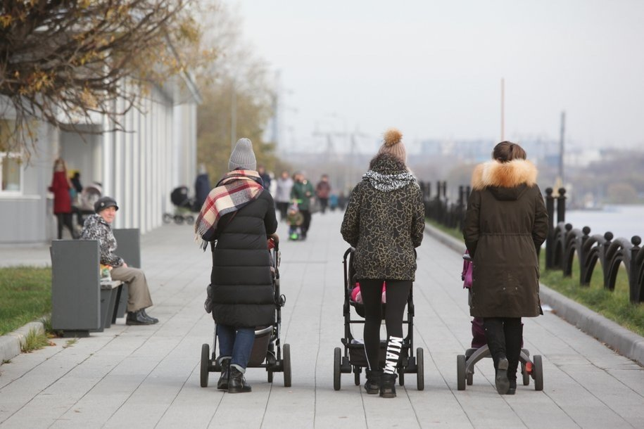 Количество многодетных семей с 2010 года выросло более чем вдвое до 141,3 тыс.