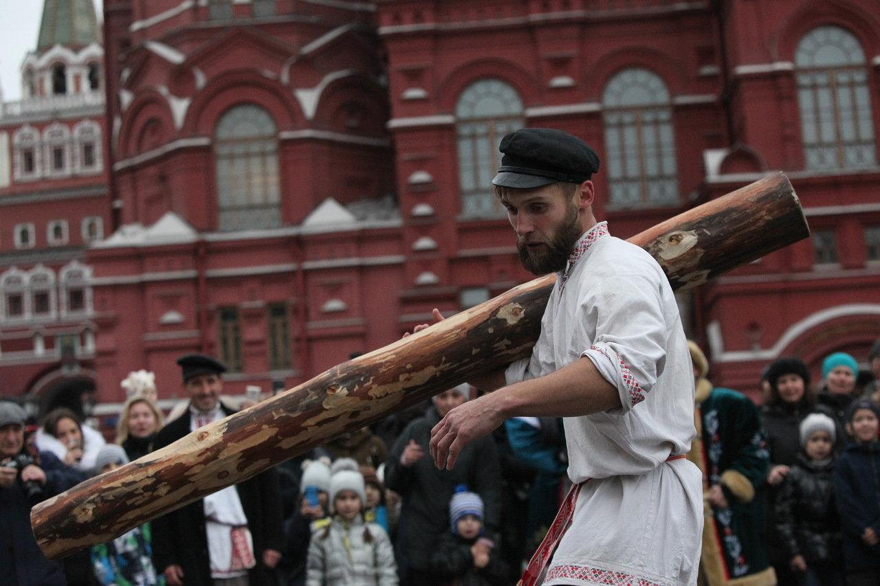 Более 520 тыс. человек посетили площадки фестиваля «День народного единства» в Москве 3 ноября