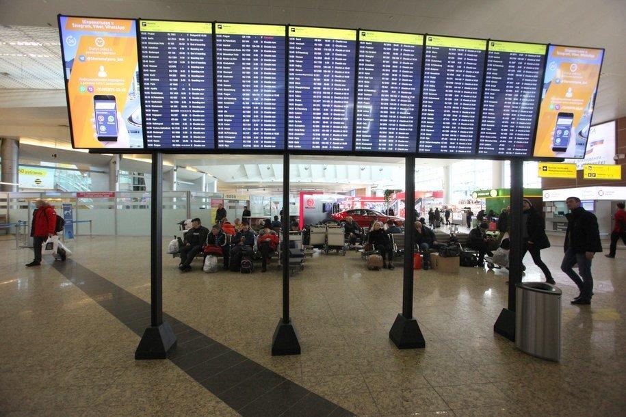 Пассажиропоток аэропорта Шереметьево в январе-октябре вырос до 38 млн человек