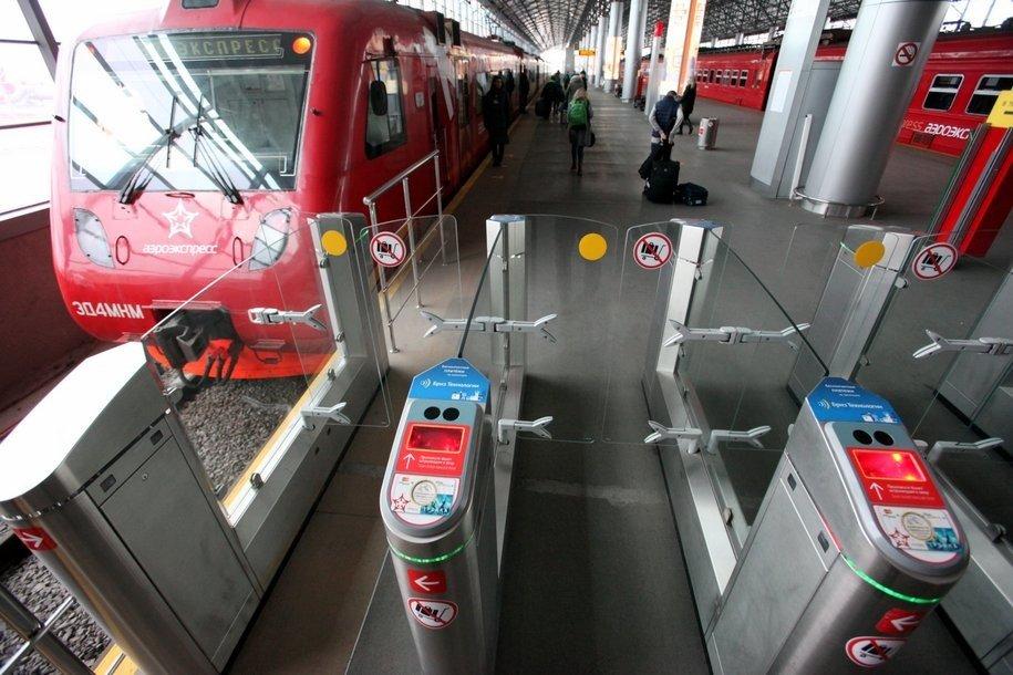 С декабря по январь проезд на «Аэроэкспрессе» для пассажиров до 14 лет будет стоить 1 рубль