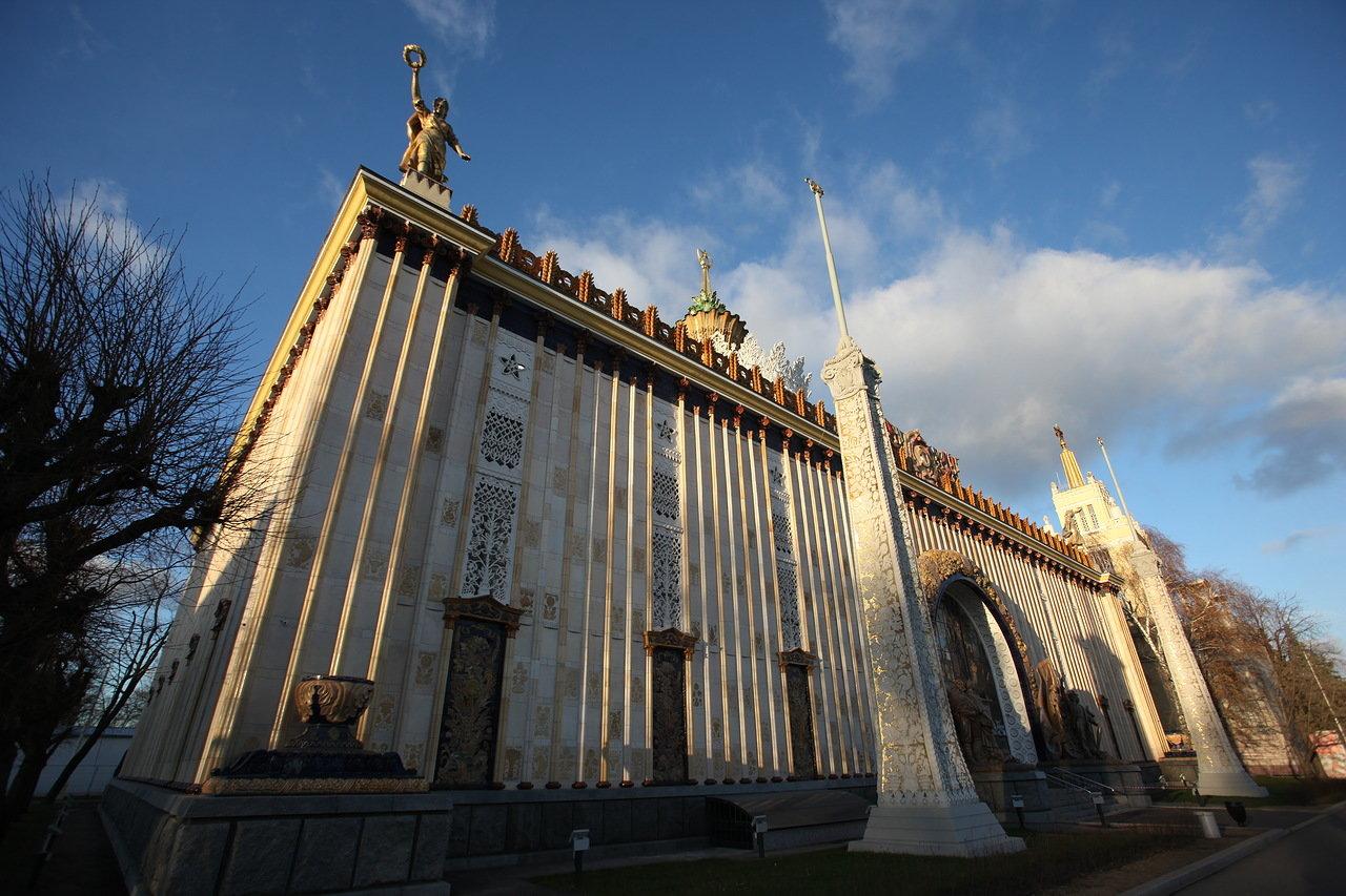 Выставка «Город зимы» откроется на ВДНХ 30 ноября