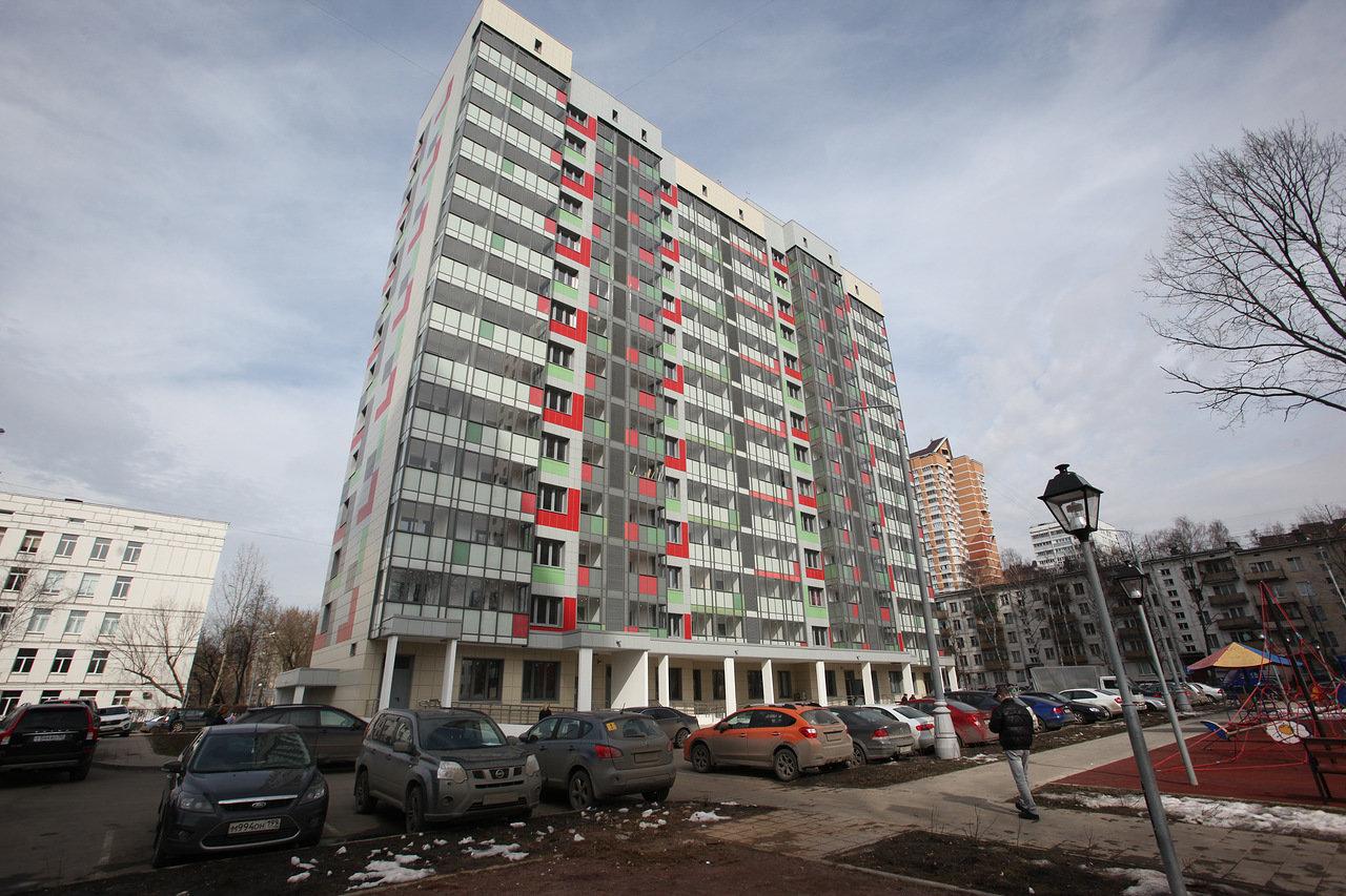В Новой Москве введут 400 тыс. квадратов жилья до конца года