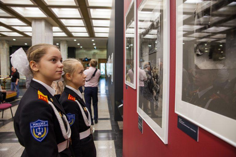 Выставку об обороне столицы в Музее Победы продлили до 9 января