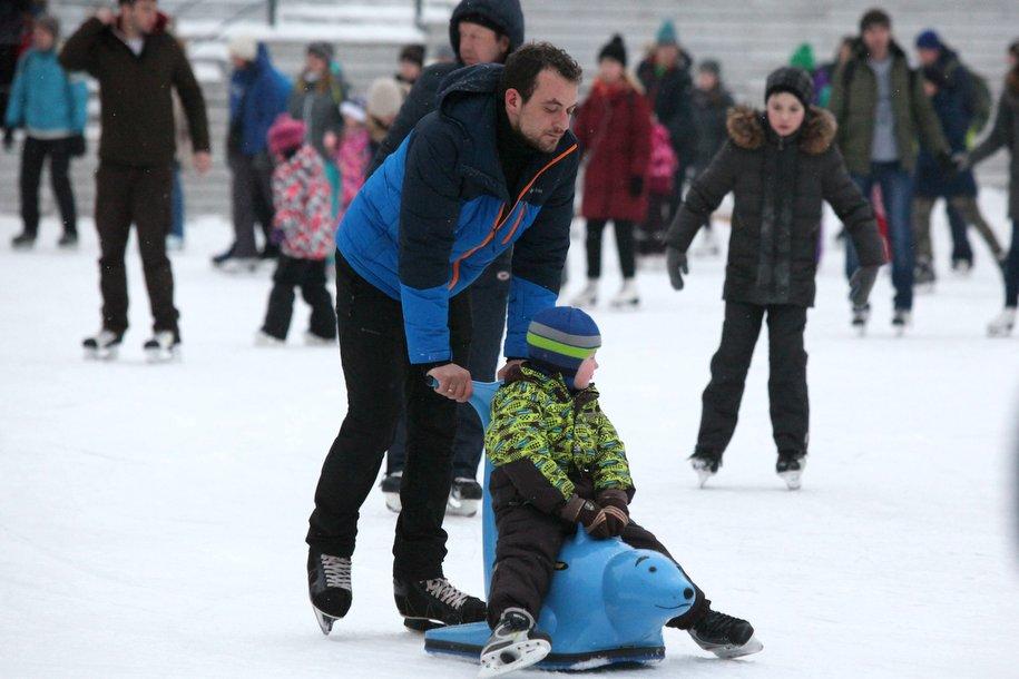 Зимой в Москве будет работать около 4 тысяч развлекательных объектов