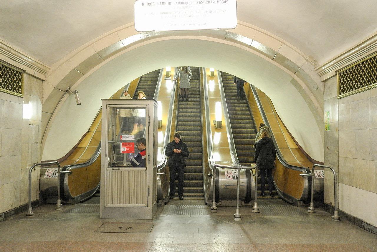 Северный вестибюль станции «Люблино» закрыт до 19 ноября