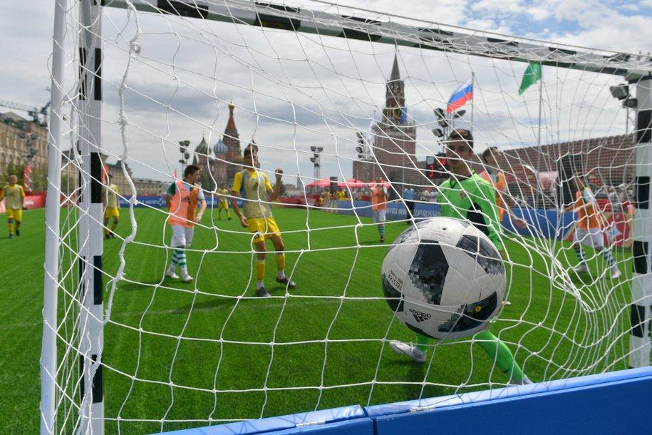 Москва входит в топ-3 самых футбольных городов Кубка России