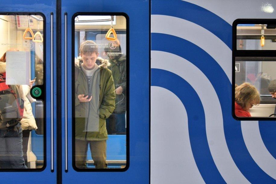 Cтанция метро «Спартак» работает в обычном режиме