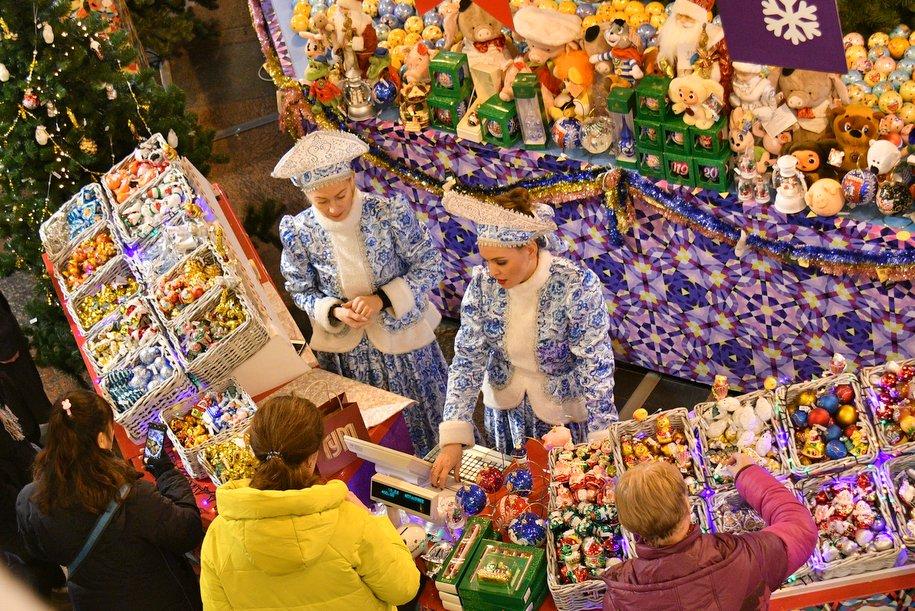 Фестиваль «Путешествие в Рождество» возглавляет рейтинг лучших новогодних ярмарок в России