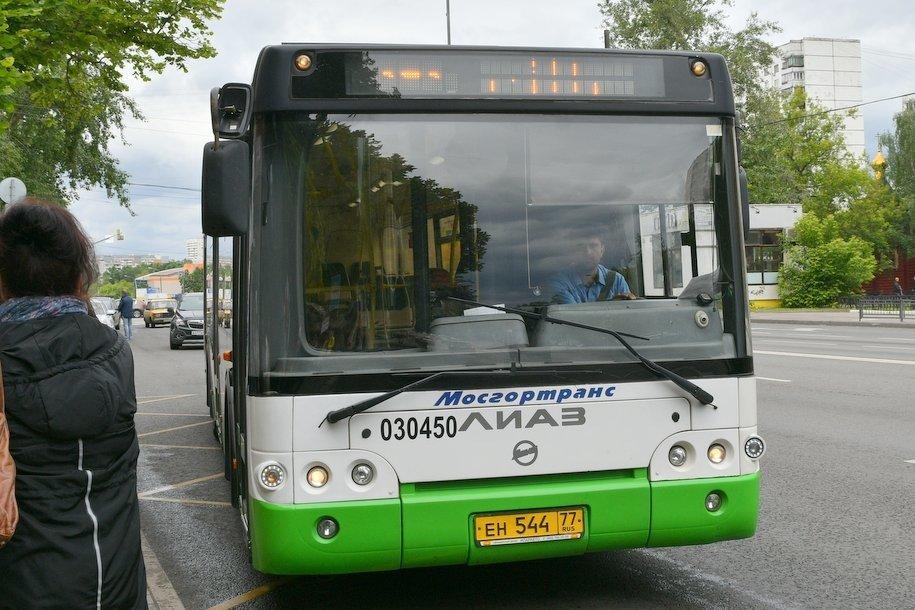Три автобусных маршрута будут изменены 10 ноября в связи со строительством станции метро